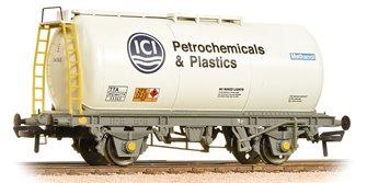 45 Ton TTA Tank Wagon 'ICI Petrochemicals & Plastics'