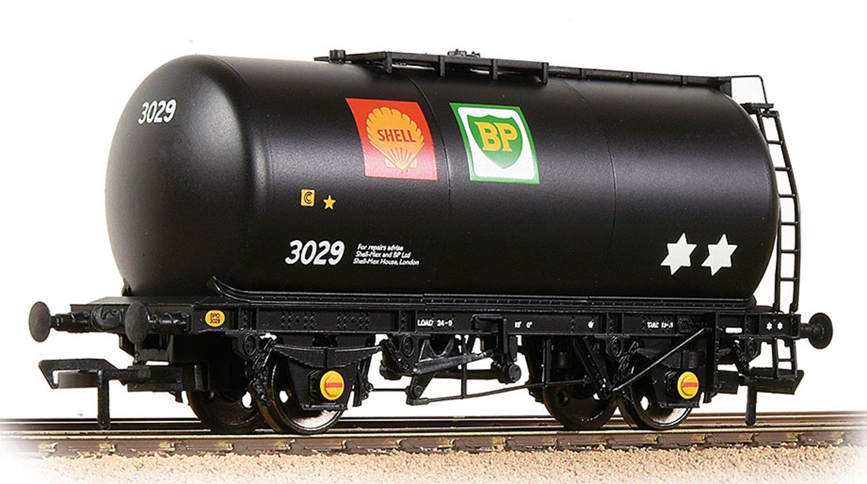 BR 45T TTA Tank Wagon 'Shell BP' Black