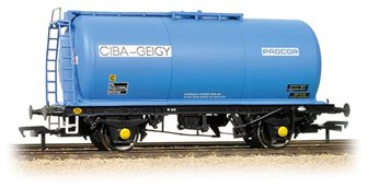 45 Ton TTA Tank Wagon 'Ciba-Geigy'