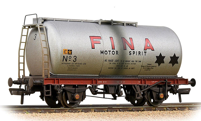 BR 45T TTA Tank Wagon 'Fina' Silver - Weathered