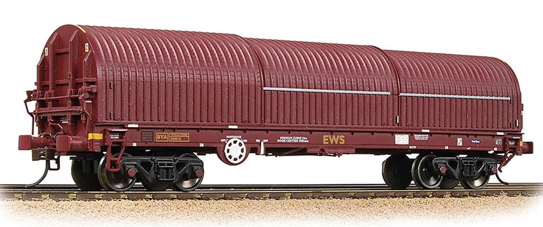 BRA Steel Carrier EWS