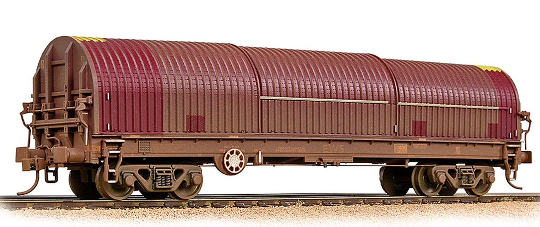 BRA Steel Carrier (Ex-EWS) DB Schenker - Weathered