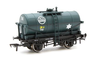 14 Ton Tank Wagon 'ICI Chemicals'