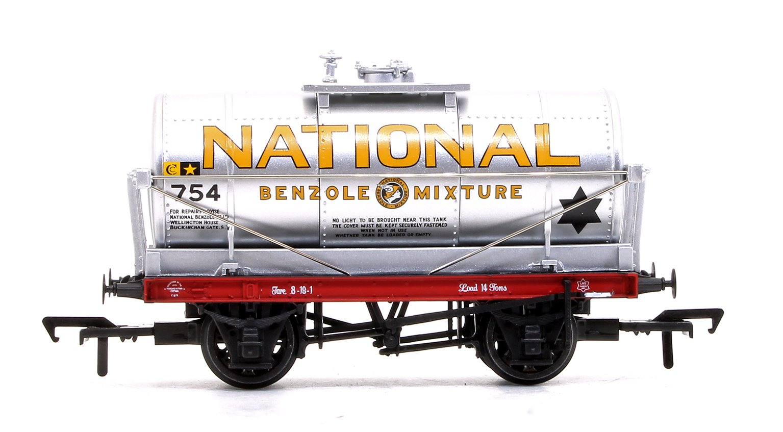 14T Tank Wagon 'National Mobil' Silver