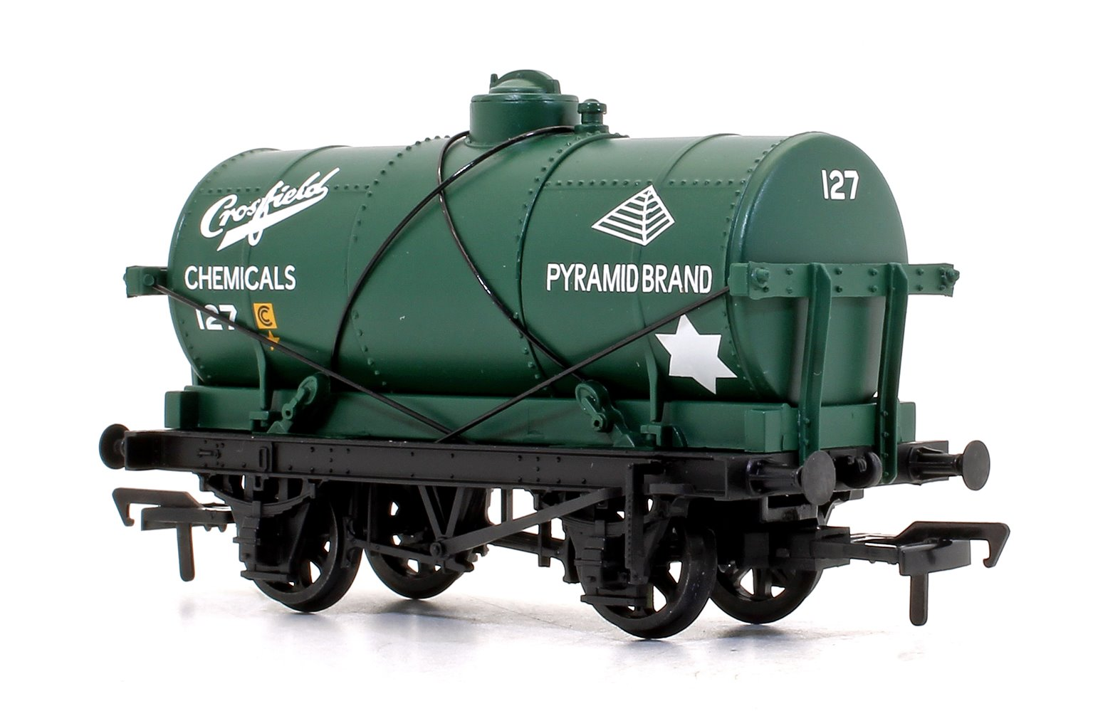14 Ton Tank Wagon 'Crossfield Chemicals' Green