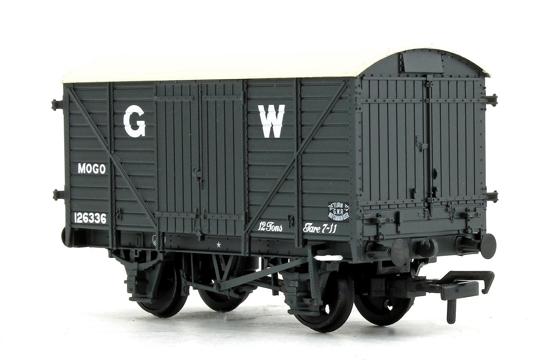 12 Ton Mogo Van GWR Grey