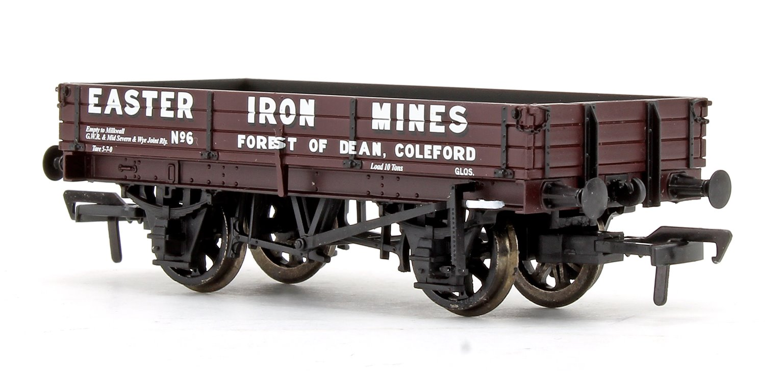3 Plank Wagon 'Eastern Iron Mines'