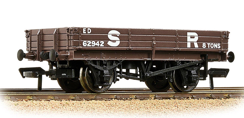 3 Plank Wagon SR Brown