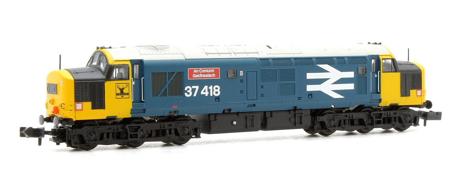 370-048 The Highlander Digital Train Set (N Gauge) by Graham Farish ...