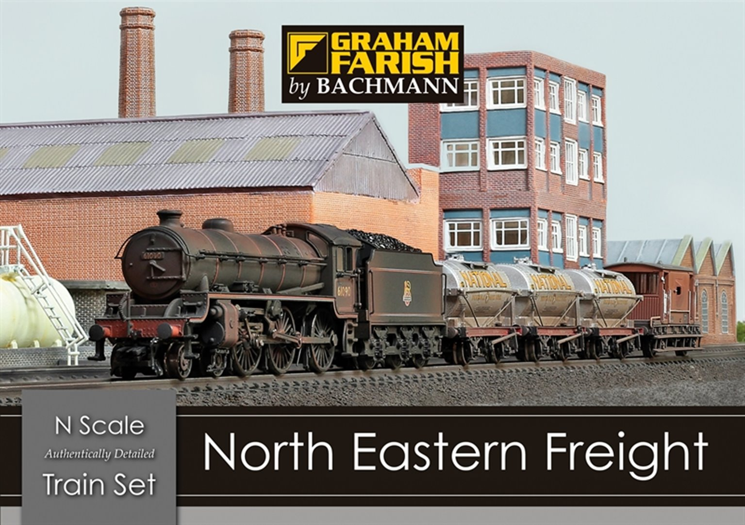North Eastern Freight Pack
