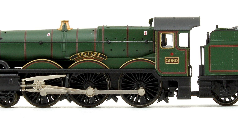 Castle Pullman Digital Sound Train Set
