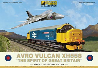 "Avro Vulcan XH558 ""The Spirit of Great Britain"" Collectors Pack"