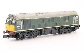 Class 25/1 D5177 BR Green Diesel Locomotive