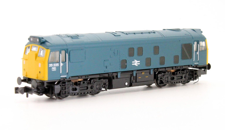 Class 25 225 BR Blue Diesel Locomotive