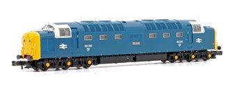 Class 55 Deltic No. 55015 'Tulyar' BR Blue Diesel Locomotive