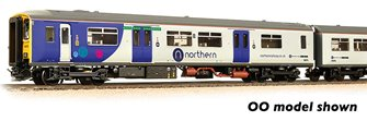 Class 150/2 2-Car DMU 150275 Northern