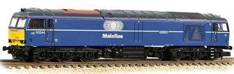 Class 60 60044 'Ailsa Craig' Mainline Freight