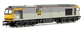 Class 60 057 'Adam Smith' BR Coal Sector Diesel Locomotive