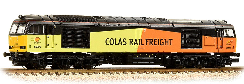 Class 60 60096 Colas Rail Freight DCC Sound