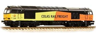 Class 60 60096 Colas Rail Freight