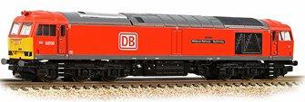 Class 60 60100 'Midland Railway - Butterley' DB Cargo