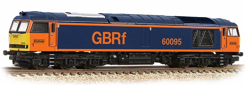 Class 60 60095 GBRf