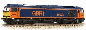Class 60 60095 GBRf Diesel Locomotive
