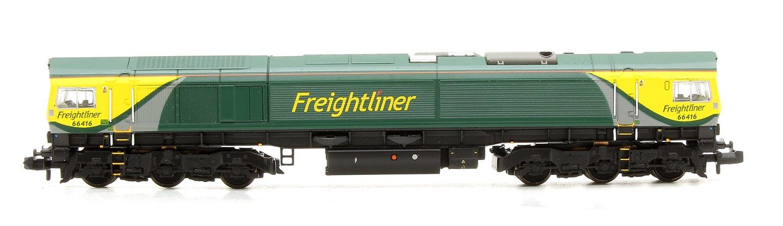 Class 66 416 Freightliner Diesel Locomotive