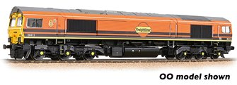Class 66/4 66413 Freightliner G&W