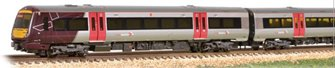 Class 170/5 170521 2 Car DMU Cross Country - FREE UK POST