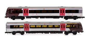 Class 170/5 170521 Arriva Cross Country 2 Car DMU