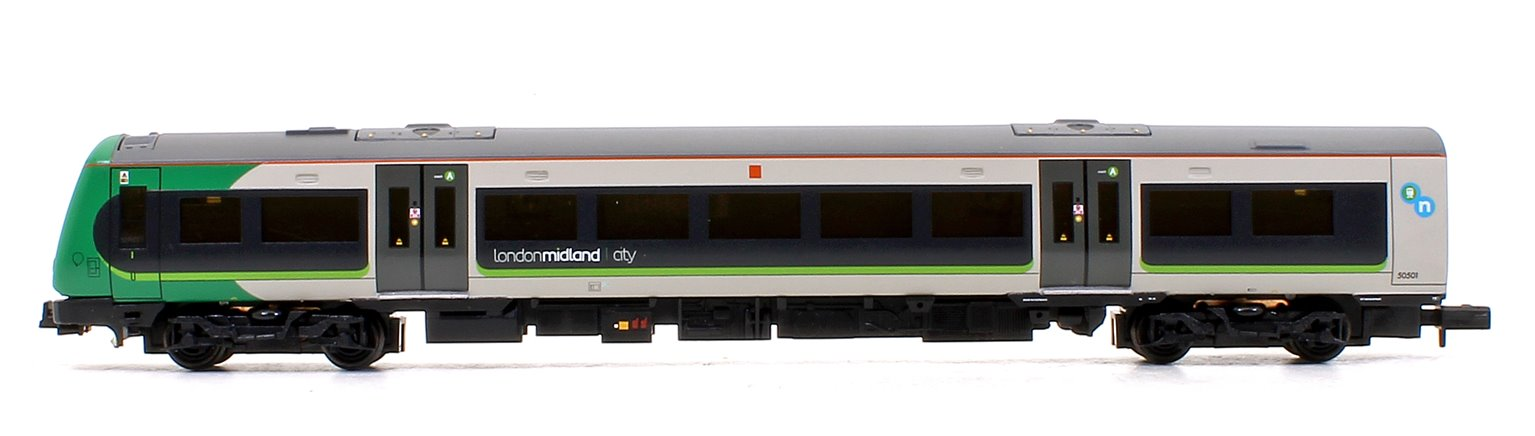 Class 170/5 No. 170501 London Midland 2 Car DMU