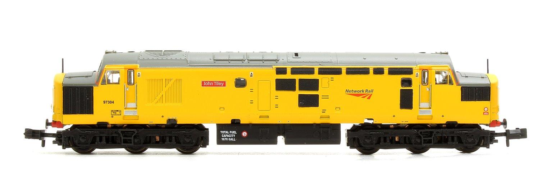 Class 37/0 97304 'John Tiley' Network Rail Diesel Locomotive