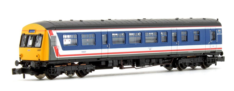 Class 101 BR Network SouthEast NSE 2 Car DMU