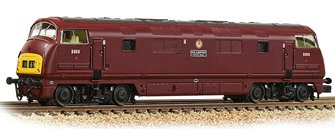Class 42 'Warship' D809 'Champion' BR Maroon (Small Yellow Panels)
