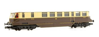 GWR Railcar No.20 GWR Chocolate & Cream Shirt Button Emblem - FREE UK POST