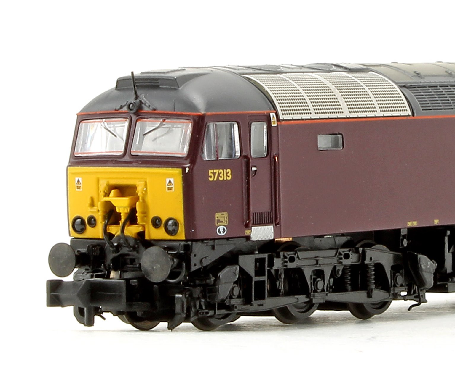 Class 57/3 57313 West Coast Railways Locomotive