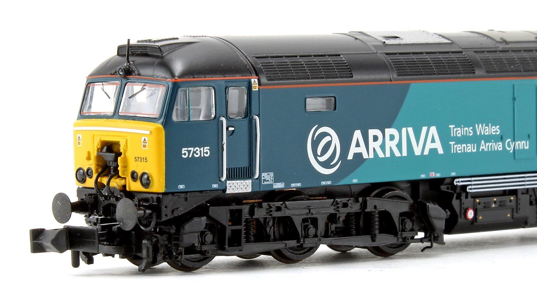 Class 57/3 57315 Arriva Trains Wales (Trenau Arriva Cymru) Diesel Locomotive