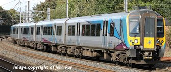 Class 350 4 Car EMU No. 350407 First TransPennine Express