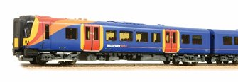 Class 450 4-Car EMU No. 450073 in South West Trains livery