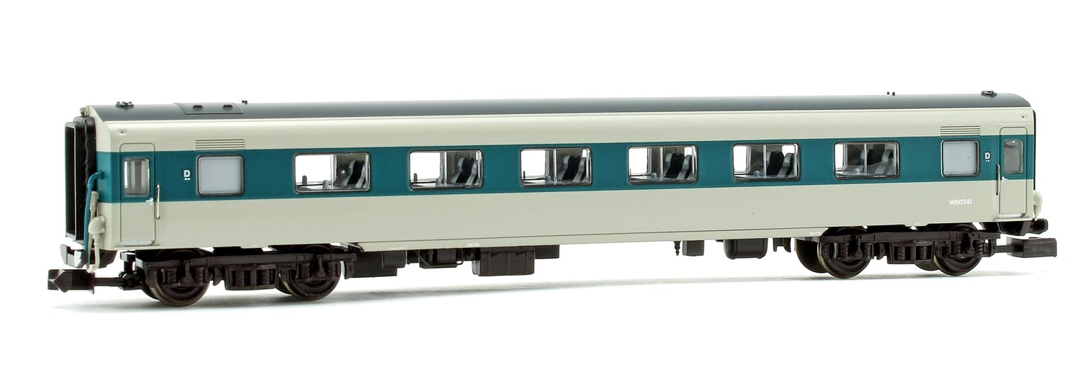 Western Pullman Six Car Unit in Grey/ Blue British Rail Pullman livery