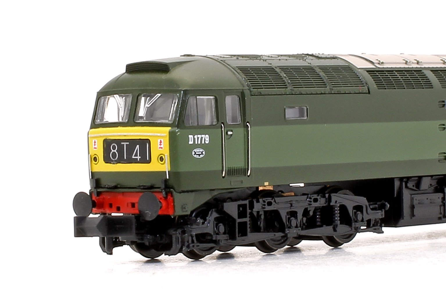 Class 47/0 No. D1779 BR Two Tone Green Diesel Locomotive