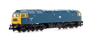 Class 47/4 47435 BR Blue Diesel Locomotive