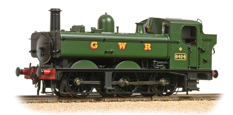 Class 64xx Pannier Tank No. 6424 GWR Green