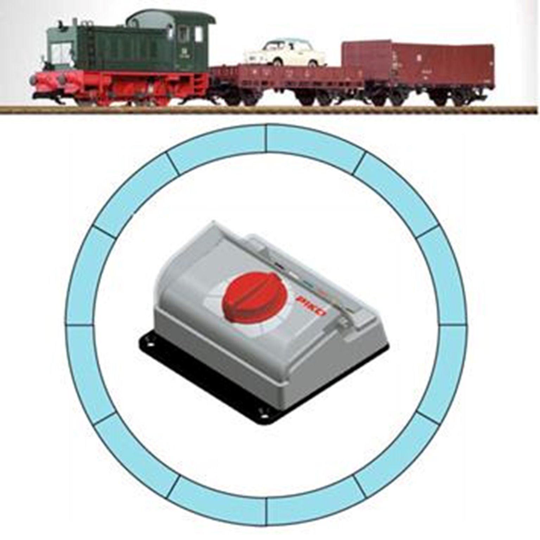 DR V20 Diesel Freight Starter Set III (Sound)