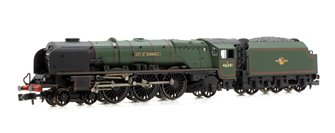 "Princess Coronation Class ""City of Edinburgh"" BR Green L/C Locomotive 46241"
