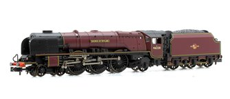 "Princess Coronation Class ""Duchess of Rutland"" BR Crimson L/C Locomotive 46228 - FREE UK POST"