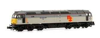 Class 47/0 47209 'Herbert Austin' Railfreight Distribution