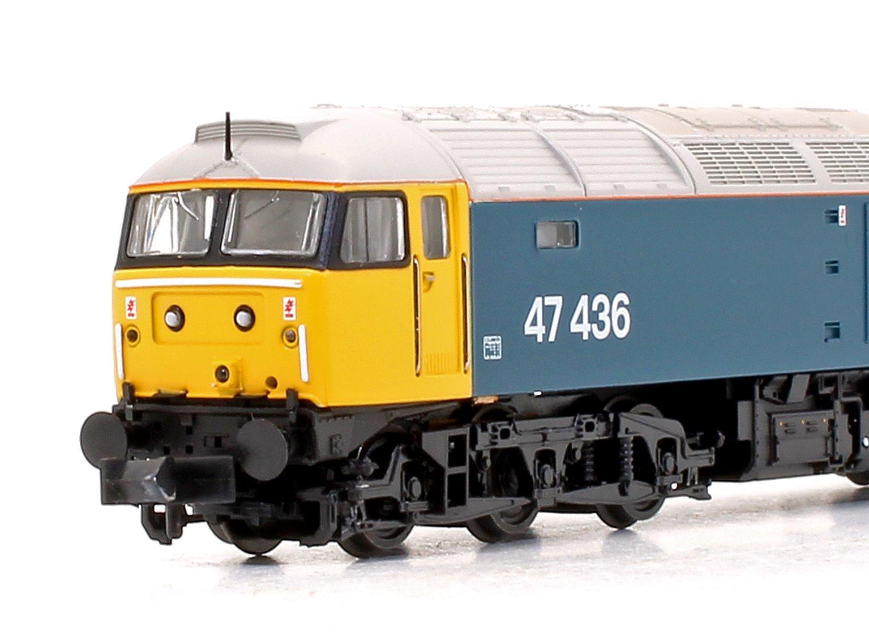 Class 47/4 47436 BR Blue (Large Logo) Diesel Locomotive