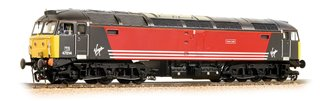 Class 47 No. 47814 'Totnes Castle' in Virgin livery